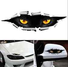 2PCS High Quality Peeking Monster Scary Eyes Car Sticker Vinyl Decal Wall Window