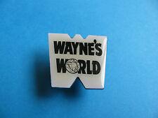 1992 Wayne's World Pin badge, VGC. Unused Old Stock.