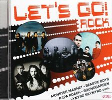 Let'S GO ROCK + CD + 16 forte ROCK-CANZONI + cure + MONSTER MAGNET + FREE ecc. +