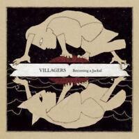 """Villagers : Becoming a Jackal VINYL 12"""" Album 2 discs (2010) ***NEW***"""