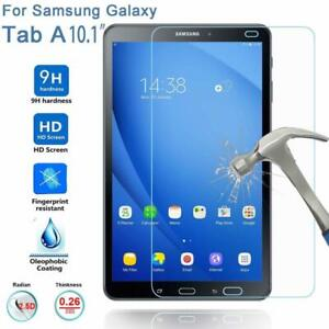 """Samsung Galaxy Tab A6 10.1"""" Inches SM-T580 2016 Screen Tempered Glass Protector"""