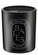 Diptyque - Baies Noire Candle Colored Glass Candle - 300G / 10.2 oz