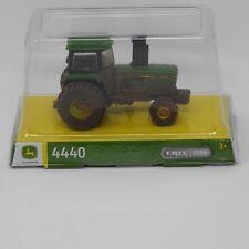 1/64 John Deere 4440 Muddy Tractor ERTL Iron TOMY LP69488 NEW 2018