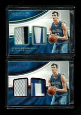 Stephen Zimmerman Immaculate Dual-Patch Rookie LOT #1/10, 1/25! 1/1? Lakers SP's