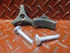 H/D Lawnmower Handle Twist Knobs suit Honda Rover Victa Masport Lock knob nut