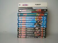 Anime DVD lot Of 16 Series, Movie Sets And Box Sets