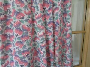boden  limited  edition    silk  pink  floral     summer    dress      size  10