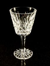 Beautiful Waterford Crystal Lismore Claret Glass