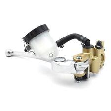 Nissin Pompa Freno Anteriore Radiale Oro + Serbatoio + Staffa + Supporto Specc