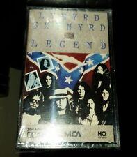 Lynyrd Skynyrd - Legend Factory Sealed Cassette 1987