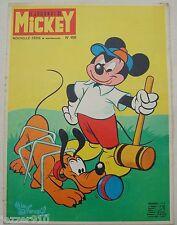 ¤ LE JOURNAL DE MICKEY n°959 ¤ 01/11/1970