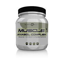 Muscle Anabol Complex : Creatin, Arginin, Glutamin, Aminos 250000 mg
