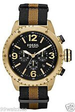 FOSSIL DE5006,Men's Chronograph,BRAND NEW WITH TAG AND FOSSIL BOX