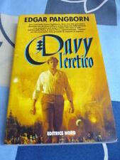 Davy l'eretico Edgar Pangborn Narrativa Nord 60