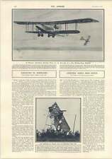 1917 Casualties To Aeroplanes Trelawney Of The Wells New Theatre