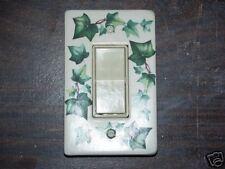 Ceramic mold, Jay-Kay plain framed switch plate cover