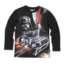 Lego Wear Jungen Langarmshirt 12894 TOM 822  T-SHIRT L/S, Gr. 104 Star Wars Jedi