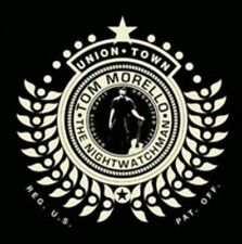 Tom Morello The Nightwatchman Union Town 2011 CD Folk Rock