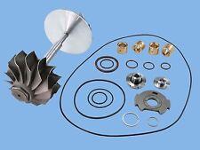 Ford Super Duty 6.0 6.0L Powerstroke Turbo Comp Wheel&Shaft & 360 Upgrade Kit