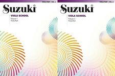 Suzuki Viola School Collection 1-2 With Audio