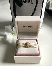 GENUINE Pandora ESSENCE Hope Gold Charm - 796059