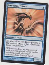 Magic MTG Tradingcard Time Spiral 2006 Screeching Sliver 75/301