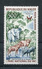 Niger 13 postfrisch / Flugpost - Elefanten ...............................1/3703