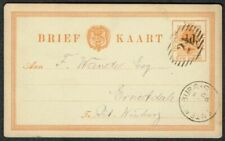 Used Postal Card, Stationery South Africa Stamps (Pre - 1961)