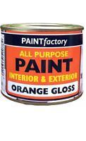 Paint Varnish Coating Tin Exterior Interior Decoration Wall Tiles Wood 180ml NEW