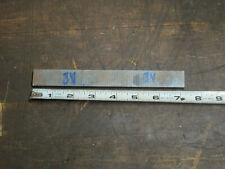 CPM 3V TOOL STEEL BAR, Knife blank, tool die flat stock 7.125