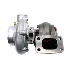 NEW REV9 TX-60-62 TURBO TURBO CHARGER .65AR T3 FLANGE 3 IN V-BAND EXHAUST 550HP+