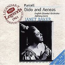Baker/CLARK/Lewis/Eco-Dido and Aeneas (GA) CD NEUF