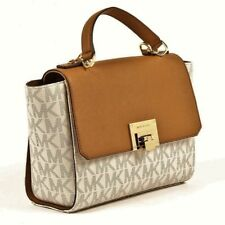 Michael Kors Bolso Tina MD th Cartera VAINILLA Acorn