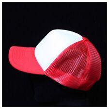 Baseball Cap Plain Hat Mesh Trucker Cap Fashion Casual Classic SnapBack Hats