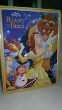 Beauty and the Beast Collectible Tin