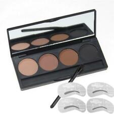 Eyebrow Kit, Tinabless 4 Colour Makeup Shaping kit Eyeliner Pallet with...
