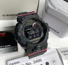 Casio G-Shock S Series * GMDB800SC-1 G Squad Step Tracker Bluetooth Watch Women