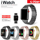 For Apple Watch Series 7 6 5 4 3 Stainless Steel Watch Band 38/42/40/44/41/45mm <br/> ⭐FAST DISPATCH ⭐WATERPROOF⭐LIMITED TIME ONLY⭐SYD STOCK⭐