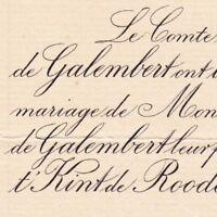 Pierre Gustave De Bodin De Galembert Parpacé Baugé 1887 De Roodenbeke