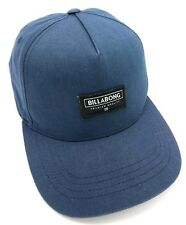 BILLABONG blue adjustable cap / hat