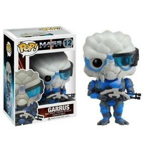 Mass Effect Funko POP! Games Garrus Vinyl Action Figure #12 Gift Toy
