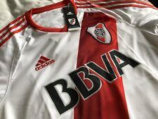 River Plate (Argentina) Home Shirt: Official Adidas, Brand New w/Tags Rare
