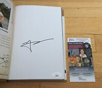 Matthew McConaughey Actor Movies HBO Signed Autograph Greenlights Book JSA COA