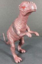 Vintage 1990s Lucky Star Dinosaur Pachycephalosaurus 6in Tall
