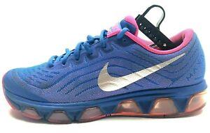 Nike Air Max Tailwind 6 Hyper Cobalt Blue Running Shoes 621226 - 400 Size 9.5