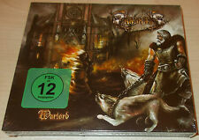 ANDRAS-WARLORD-2010 LIMITED CD+DVD-BLACK PAGAN METAL-NEW & SEALED
