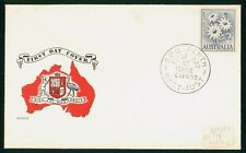 Mayfairstamps Australia FDC 1959 Flannel Flowers First Day Cover wwr_02363
