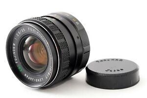 [Exc+2] Fuji EBC Fujinon-W Fujinon 35mm f/2.8 M42 MF wide angle Lens Japan 425