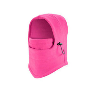 Thermal Balaclava Hood Hat 6 in 1 Outdoor Swat Ski Windproof Face Mask Hot