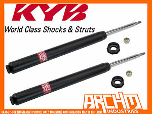 FRONT KYB SHOCK ABSORBERS FOR NISSAN 1200 COUPE 06/1970-04/1974